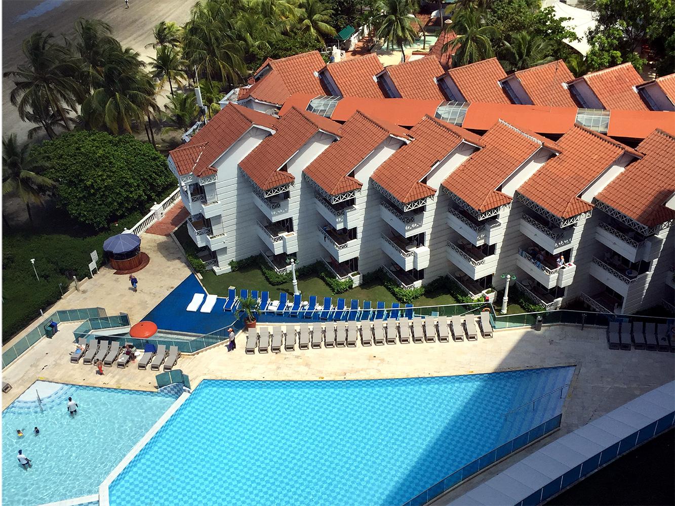 HOTEL LAS AMERICAS 13