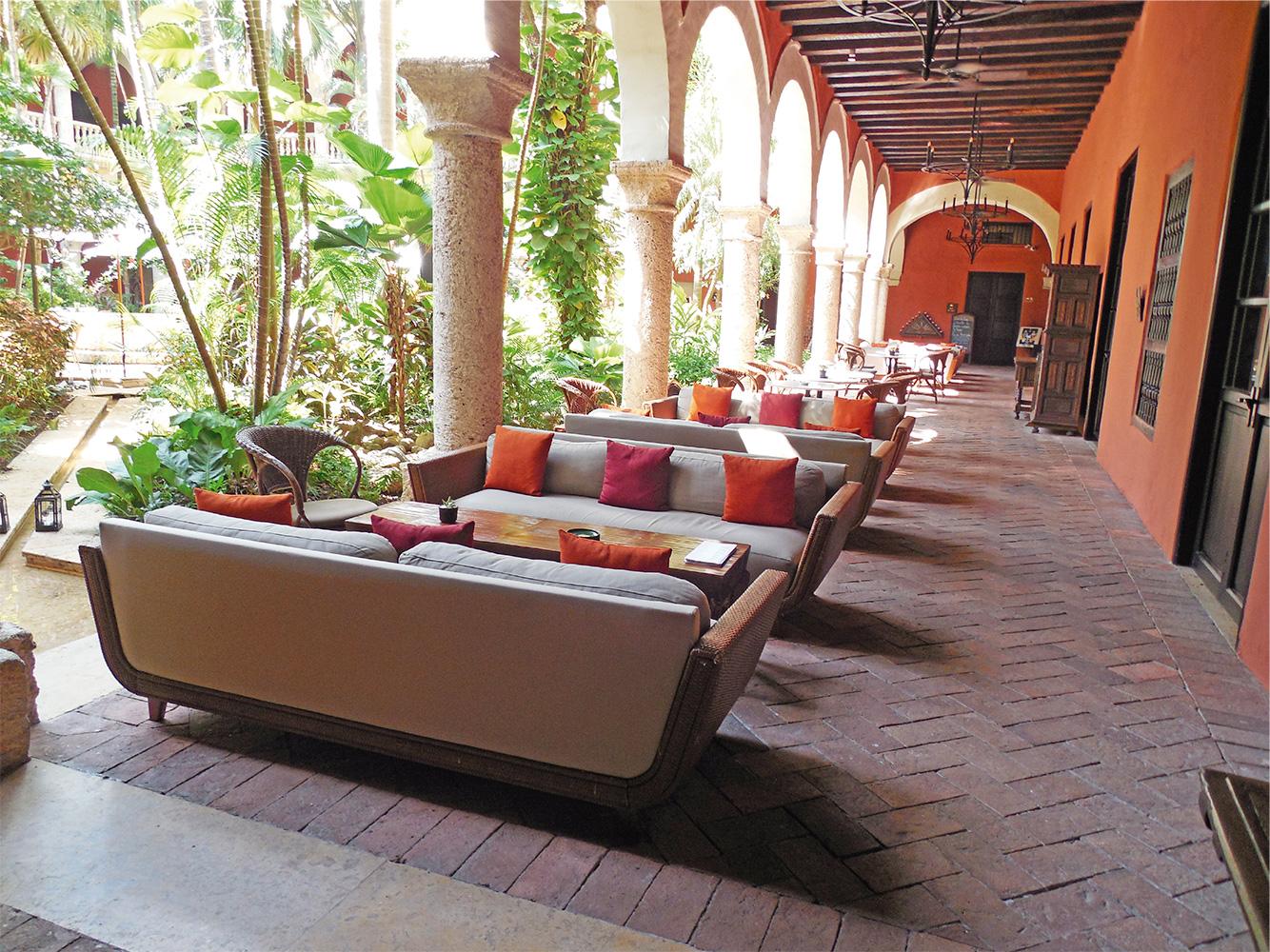 HOTEL SANTA CLARA 15