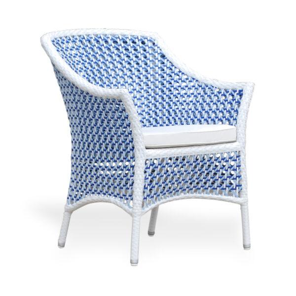 SILLA PISA C135C CRISTAL SHELL BLUE b