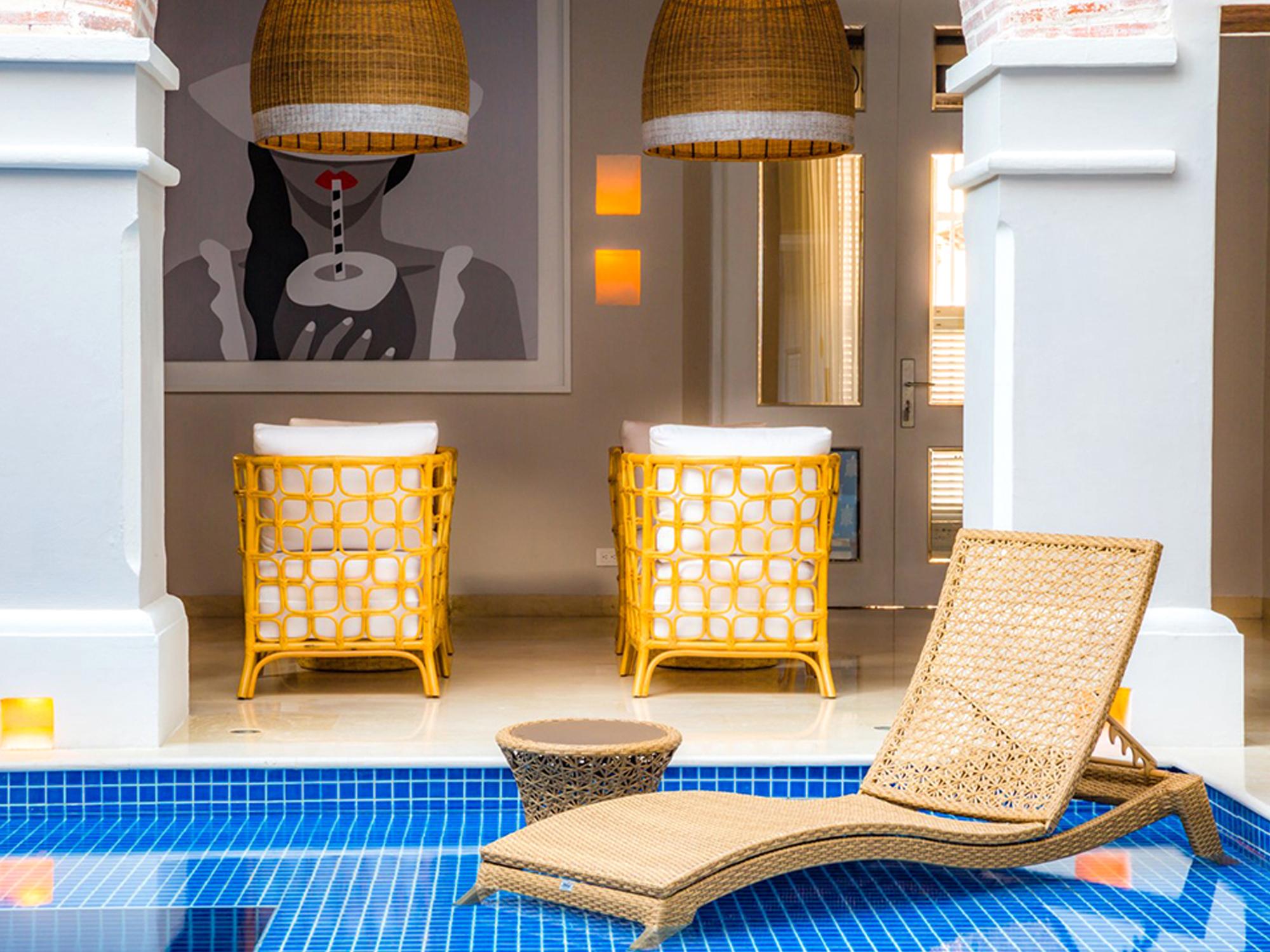 HOTEL CASA LA MERCED 11
